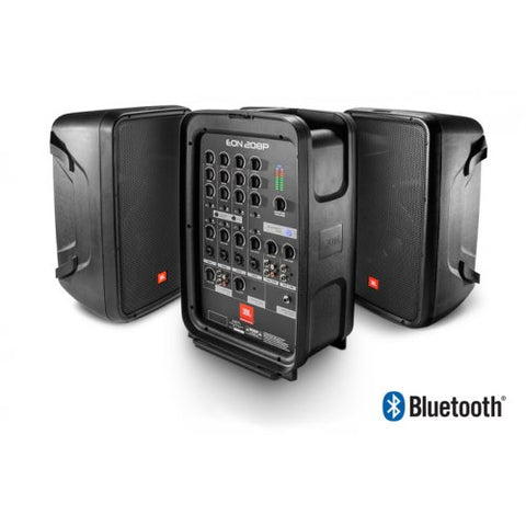 JBL EON208P - 8IN PORTABLE PA SYSTEM W/ BLUETOOTH
