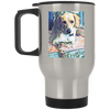 Your Pup On This Travel Mug