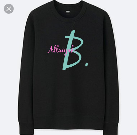 Signature Crew Sweatshirt