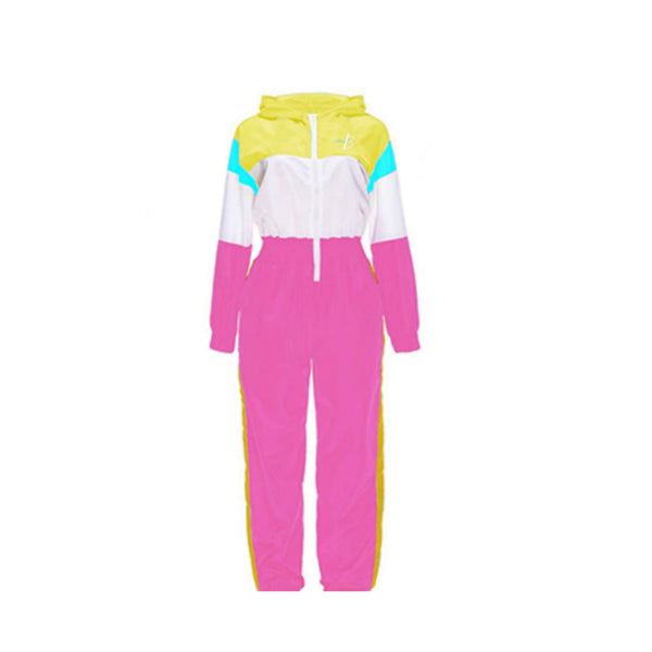 Girls Retro Elite Jumpsuit