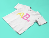 Girls Finger Print TEE