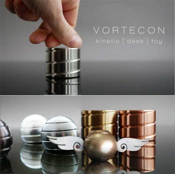 Kinetic desk toy-(Best Christmas gift)