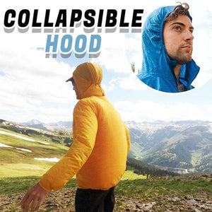 Ultra-Light Rainproof Windbreaker (50% Off Today Only!)