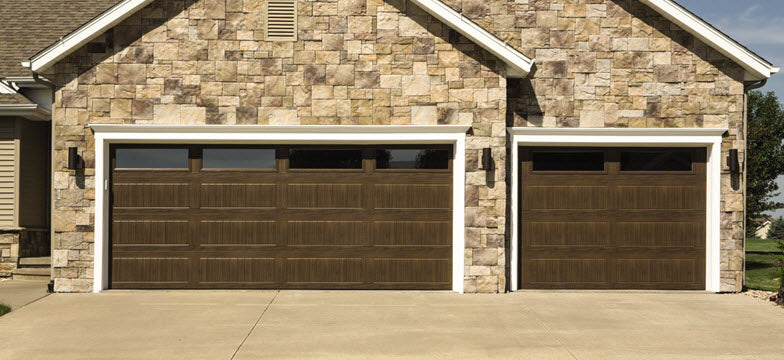 thermacore insulated garage door collection