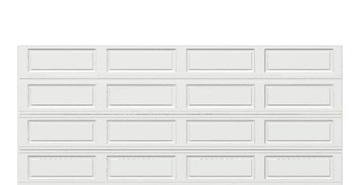 16' x 7' Thermacore Insulated Steel Garage Door (Long)