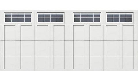 18' x 8' Courtyard 7560 (C5) Square Garage Door