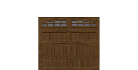8' x 7' Thermacore Insulated Steel Garage Door (Long)