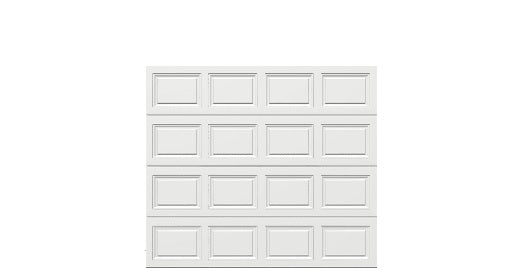 8' x 7' Thermacore Insulated Steel Garage Door (Standard)