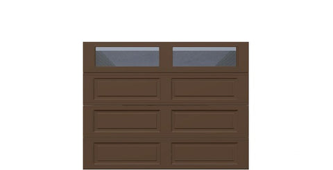 9' x 7' Thermacore Insulated Steel Garage Door (Long)