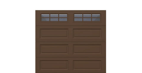 9' x 8' Thermacore Insulated Steel Garage Door (Long)