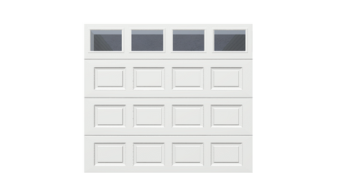 9' x 8' Thermacore Insulated Steel Garage Door (Standard)