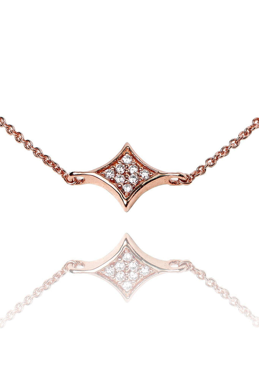 Rhombus Diamond Pavé Bracelet Bracelets Lark and Berry