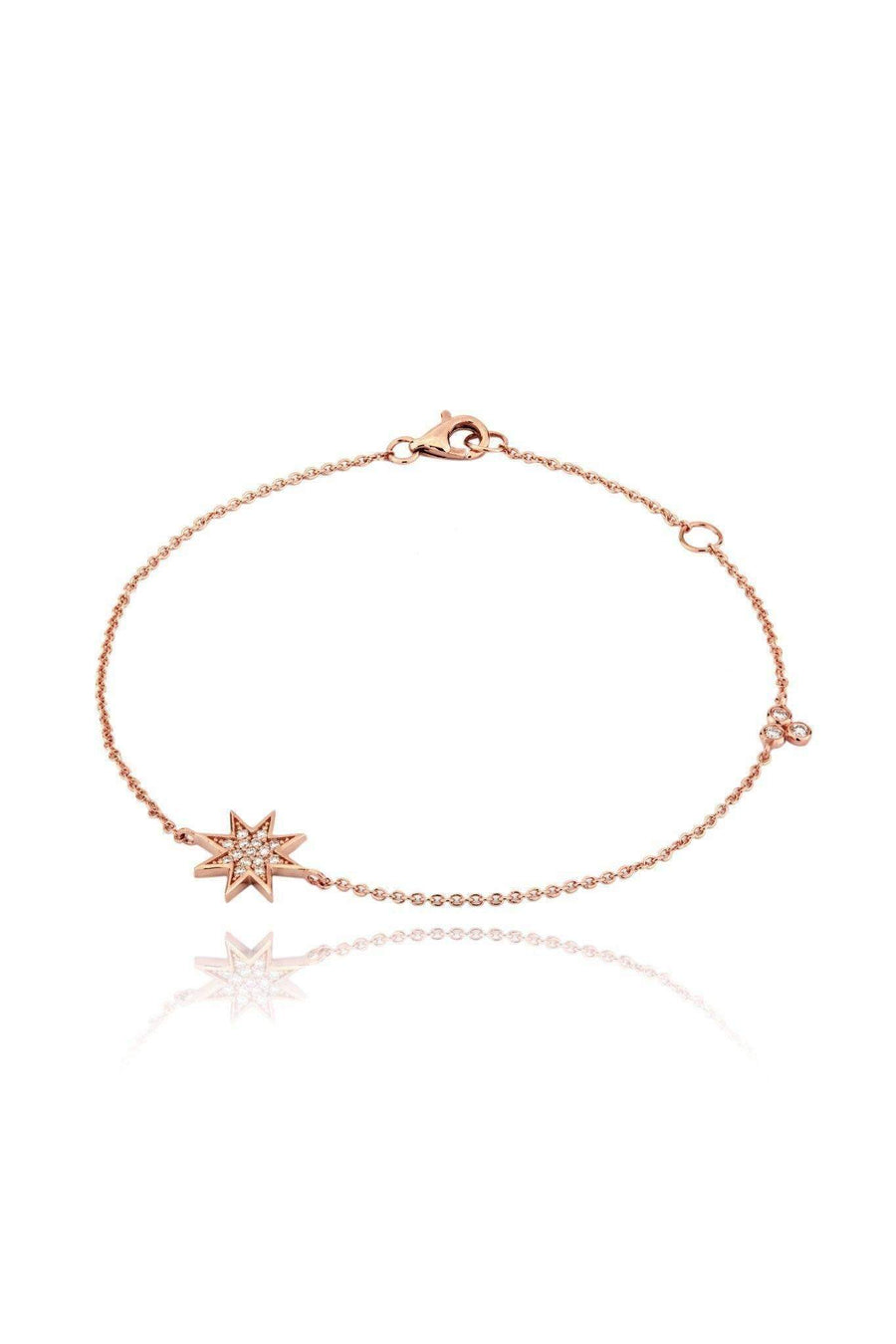 Star Diamond Pavé Bracelet Bracelets Lark and Berry