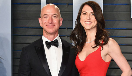 Jeff Bezos, World's Richest Person, Announces Divorce After 25 Years Of Marriage