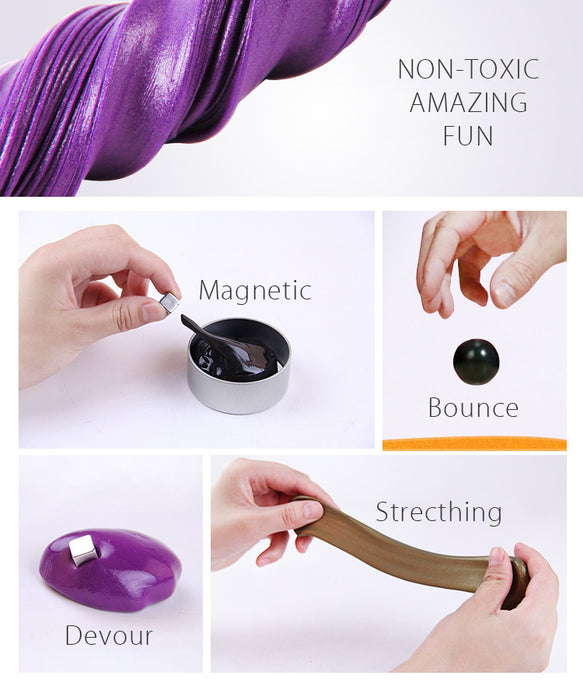 Intelligent Magnetic Putty - iSagax
