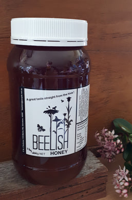 Raw Honey - 1kg