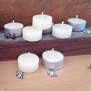 3 hr Beeswax Tealight - Pack of 6