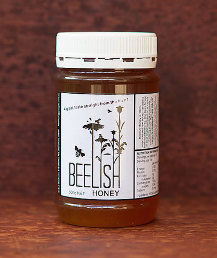 Raw Honey - 500g