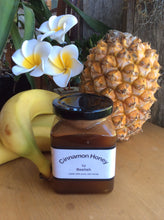 Cinnamon Raw Honey - 370g