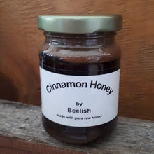 Cinnamon Raw Honey - 165g