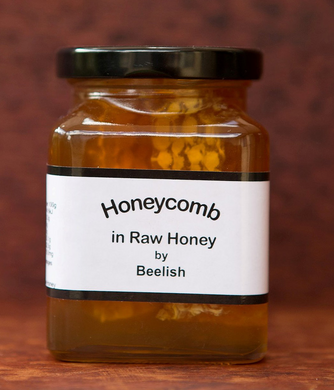 Honeycomb with Raw Honey - 370g