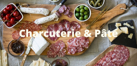 Deli Meat, Salami, Pate and Charcuterie