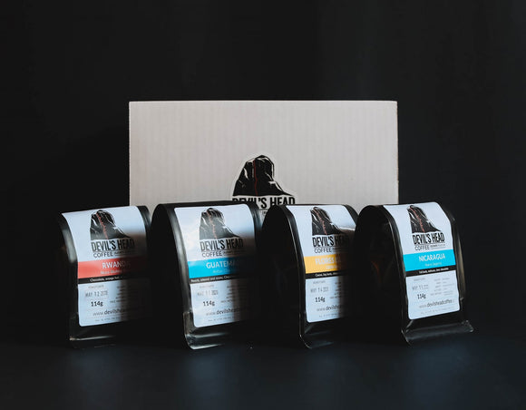 Devil's Head Coffee - Discovery box - Gift Pack