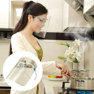 Anti-Burn Cooking Mask
