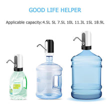 Load image into Gallery viewer, Smart Automatic Bottled Drinking Water Pump - USB Charging