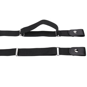 Buckle-Free Elastic Belt