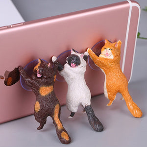 Adorable Cat Mobile Phone Stand™