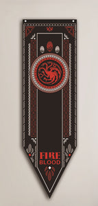 Home Decor Game Of Thrones Banner Flag™