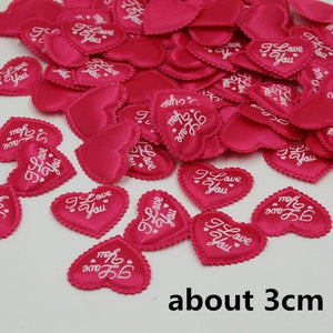 Heart Shaped Confetti Throwing Petals For Wedding  Decoration™