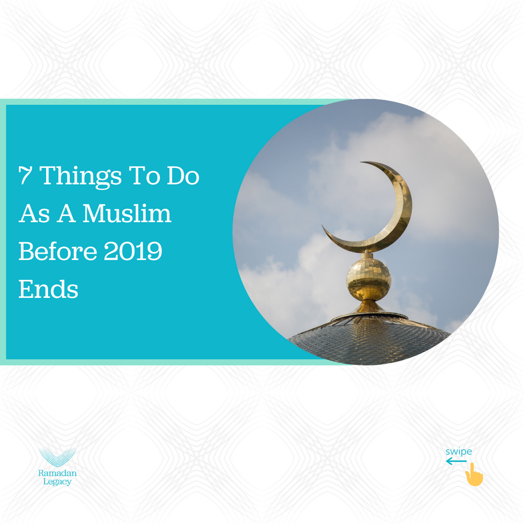 7 Things To Do Before 2019 Ends