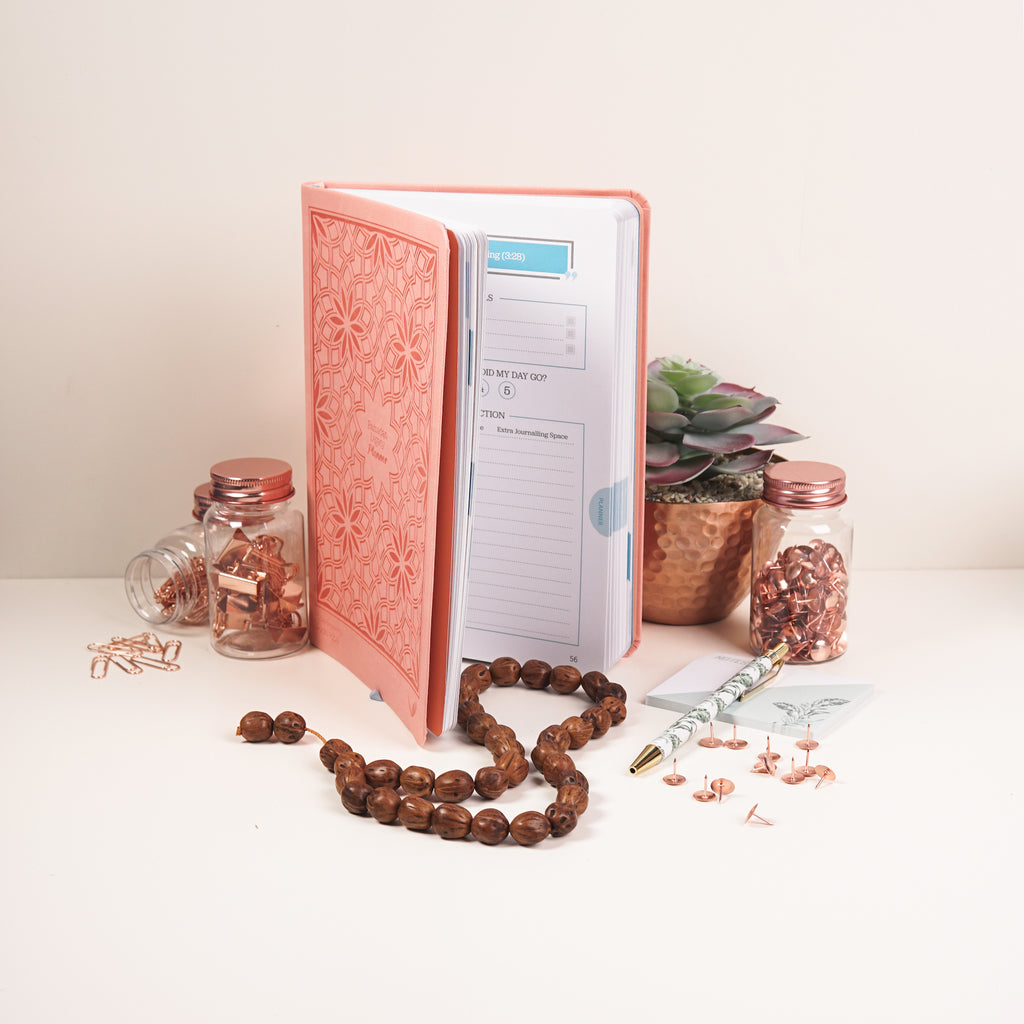 Magnificent Marjan Coral Edition Ramadan Legacy Planner