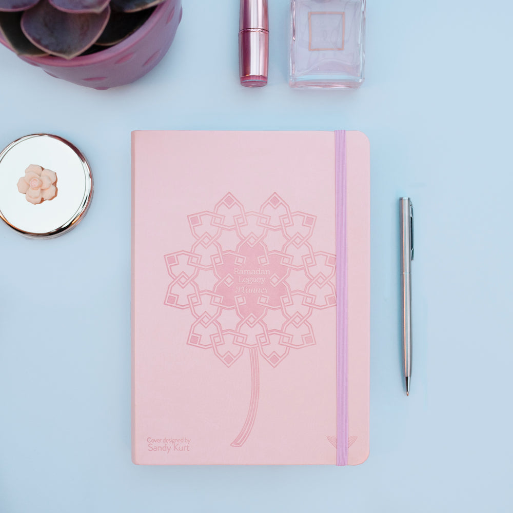 Rose of Faith Edition Ramadan Legacy Planner