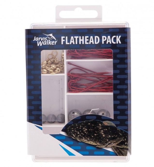 Jarvis Walker Flathead species pack