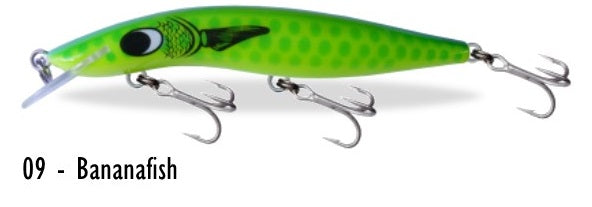 Classic Barra 120mm lures