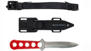 Ocean Hunter Redback Dive Knife
