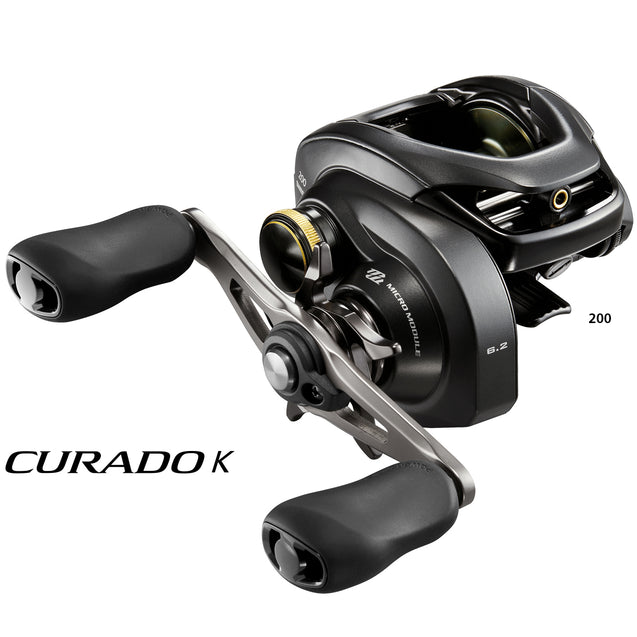tackle-world-kawana-fishing-store - SHIMANO CURADO K