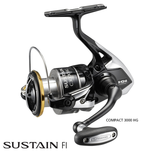 tackle-world-kawana-fishing-store - Shimano Sustain HG