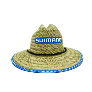 tackle-world-kawana-fishing-store - Shimano Kids Straw Hat - Coloured