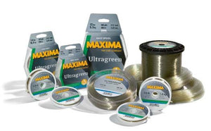 Maxima Ultragreen Mono Fishing Line