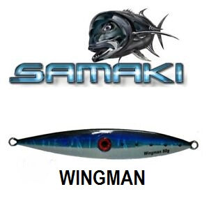 tackle-world-kawana-fishing-store - Samaki Wingman Jigs