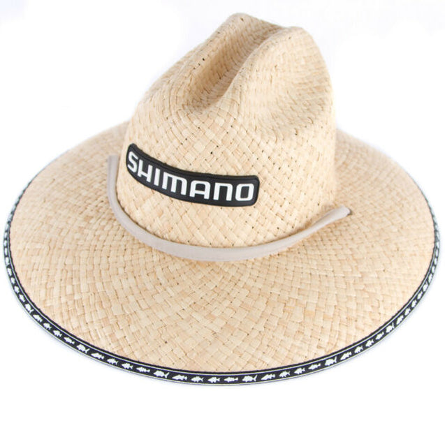 tackle-world-kawana-fishing-store - Shimano Raffia Foldable Straw Hat