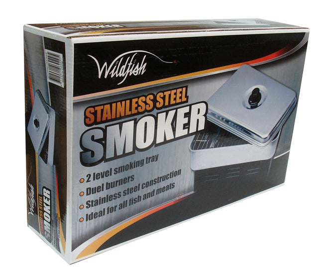 Wildfish Stainless Steel Smoker