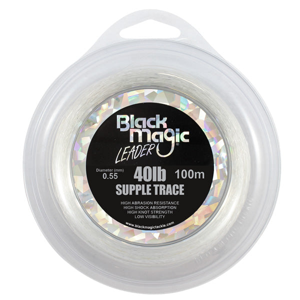 Black Magic Mono Leader Supple