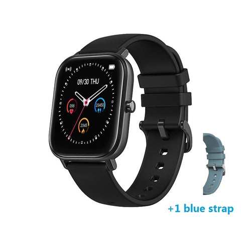New 2020 P8 SmartWatch Sport IP67 Waterproof Heart Rate Blood Pressure Monitor - Vaghetti Deals Store
