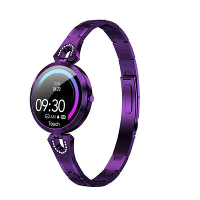 Fashion Women Smart Watch Heart Rate Blood Pressure Monitor