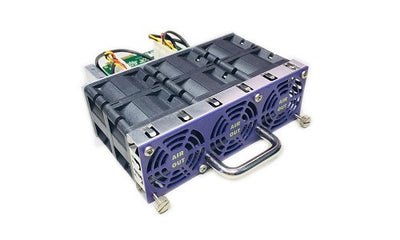 10946 - Extreme Networks Summit X460-G2 Fan Module, Back-to-Front - Refurb'd